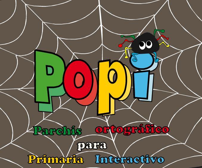 Image result for imagenes parchís ortográfico de popi