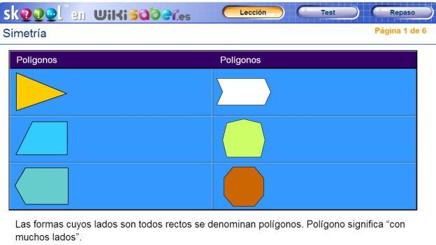 poligonosysimetria