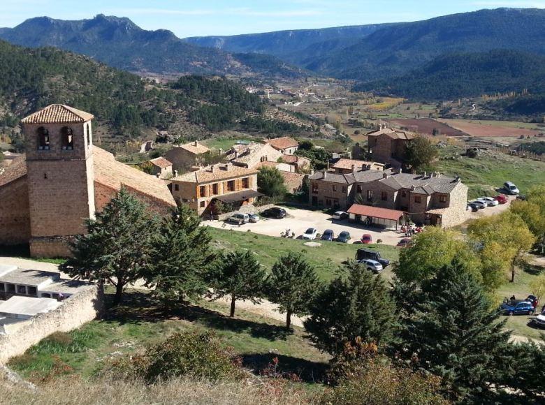 Riópar Viejo, vistas desde el castillo