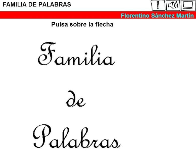 familiadepalabras